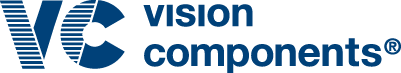 Vision Componentsロゴ