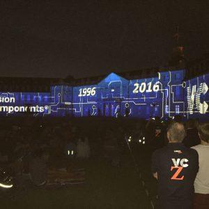 Vision Components20周年記念写真