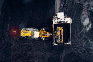 重機搭載のEmitrace写真