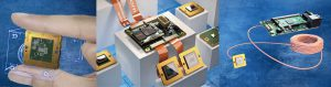 MIPI FPGAボード等写真